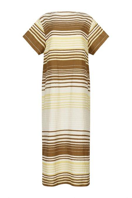 WHiT Sonora Dress - Desert Stripe