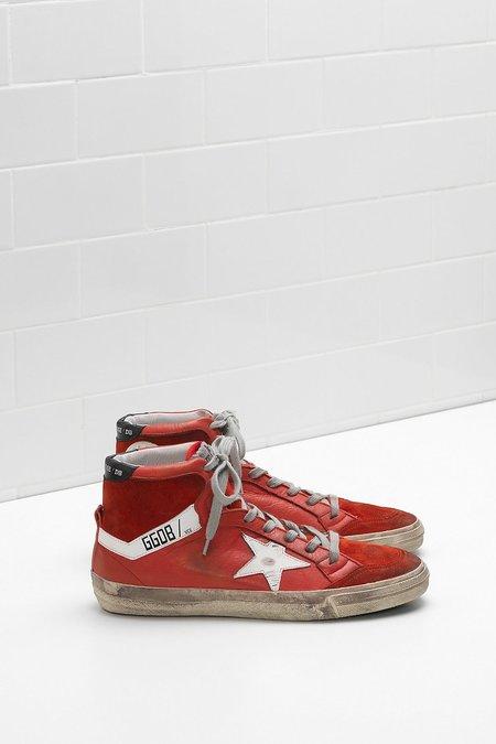 Golden Goose 2.12 Sneakers - Red