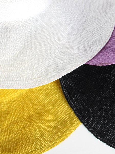 Reinhard Plank Donna Hat - Yellow