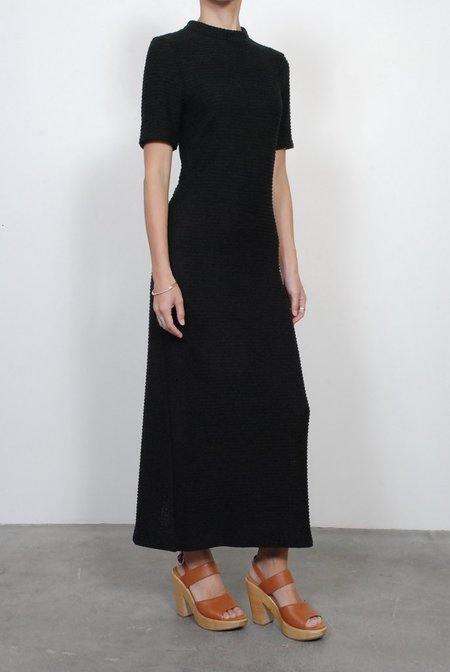 No.6 Copper Tee Dress - BLACK