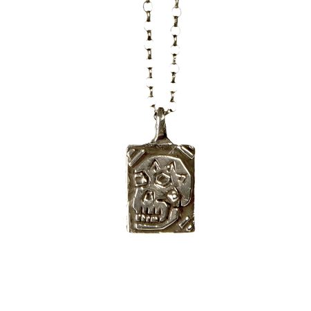 Lacar Skull Necklace