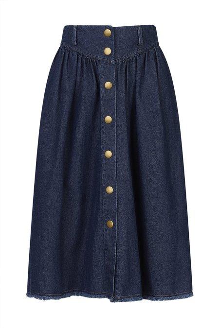 WHiT Fray Skirt