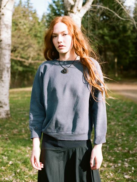 VINTAGE Sweatshirt - Blue