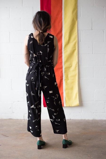 Dagg & Stacey Ansel Jumpsuit - Geometric Print
