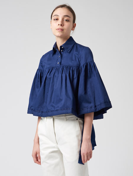 Steven Tai Float Shirt - Navy