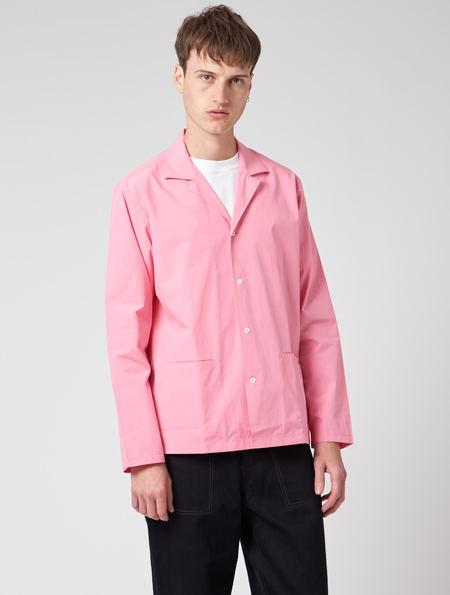 Studio Nicholson Cabrilla Shirt Blazer - Pink