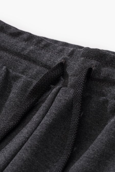 Norse Projects Falun Tech Sweat Pants - Charcoal