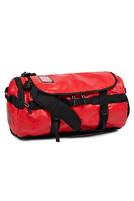Unisex The North Face Base Camp Duffel - Red
