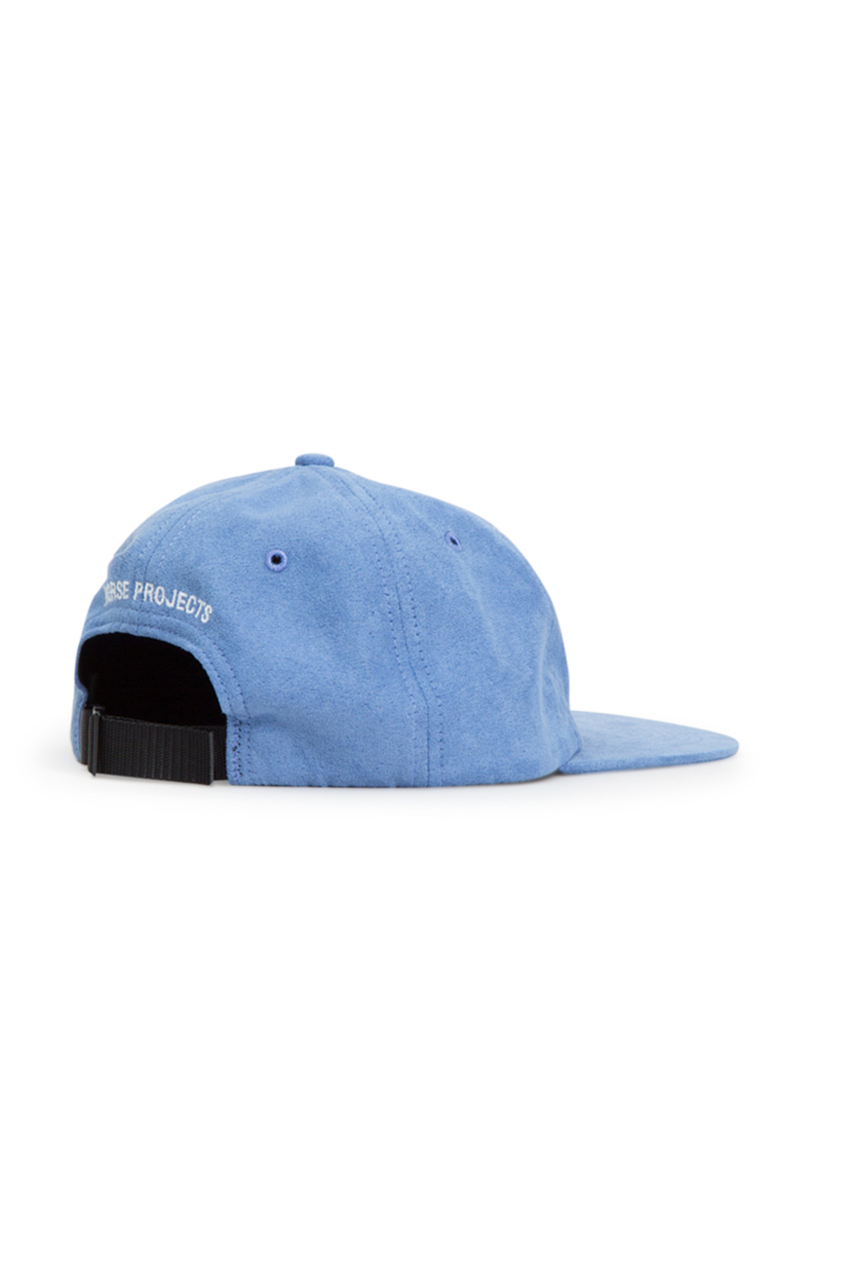 14818f26abc8b Norse Projects Light Faux Suede Flat Cap - Boundary Blue