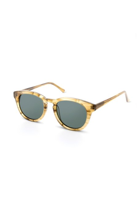 Unisex Han Kjobenhavn Sunglasses Timeless Horn