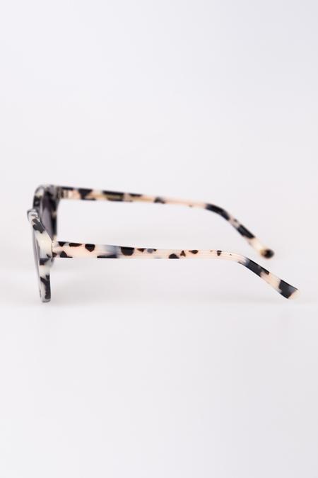 Unisex Han Kjobenhavn Sunglasses Timeless - Snow