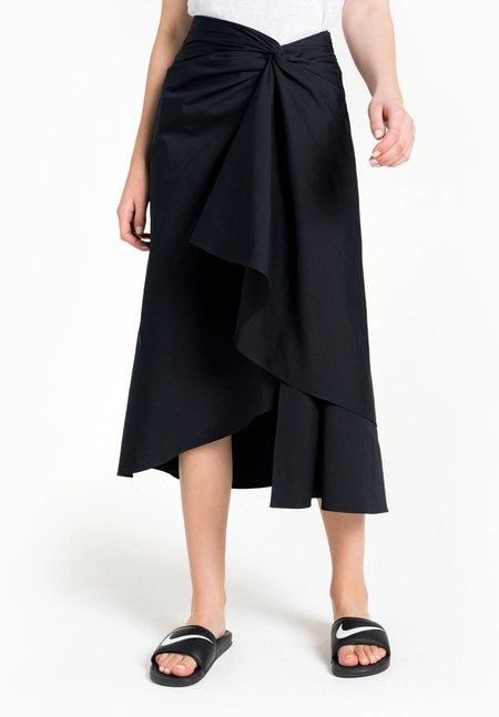 A.L.C. Diller Skirt - BLACK