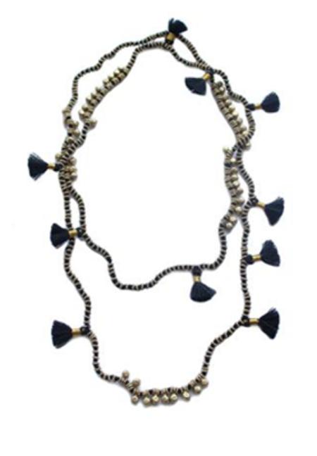 Bluma Project Farah Necklace - Black