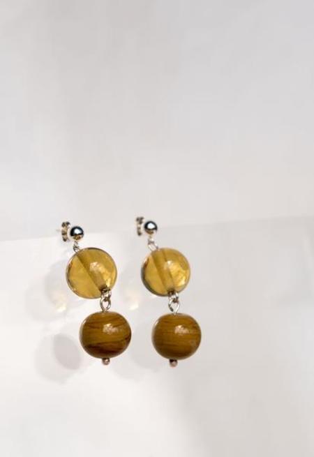 Natalie Peri romy earring