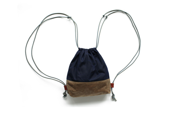 AW By Andrea Wong Mini Drawstring Backpack