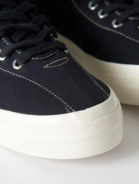 Stepney Workers Club Varden Hi Sneaker - Black