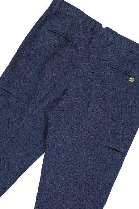 Kardo Renton Trousers - Navy