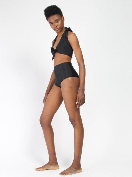 Paper London Fiji Bikini Bottoms - Black