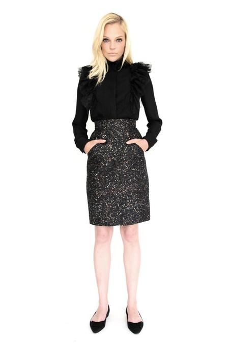 Heidi Merrick Bauhaus Skirt