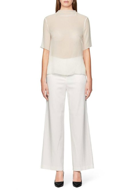 Tiger of Sweden Dunia Blouse - Star White