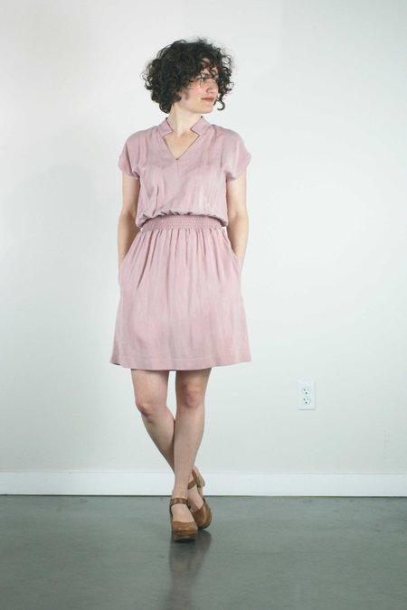 Bodybag by Jude Bangkok Dress - Sandy Blush