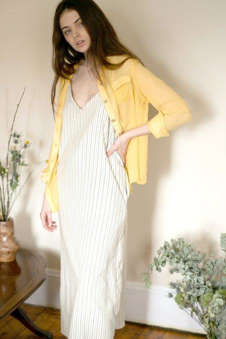 Colorant Slip Dress Dress - Woven Cotton