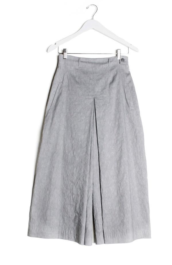 Kieley Kimmel Culotte Pant | grey