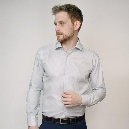 Carpasus Organic Cotton Shirt - Black Stripes