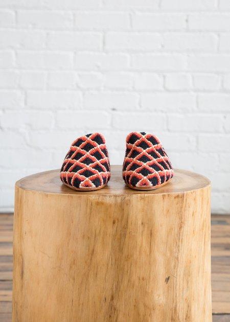 Rachel Comey Wald Shoe - Red/Black