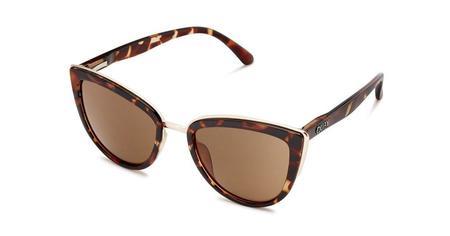 Quay My Girl Sunglass - Tort/Brown