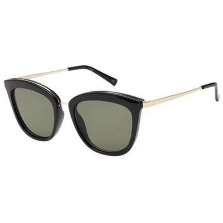 Le Specs CALIENTE SUNGLASSES - BLACK