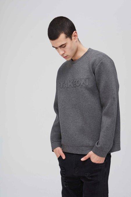 Classic Pullover Crewneck - Grey