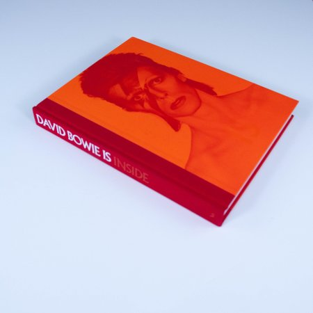COFFEE TABLE BOOKS DAVID BOWIE IS BOOK