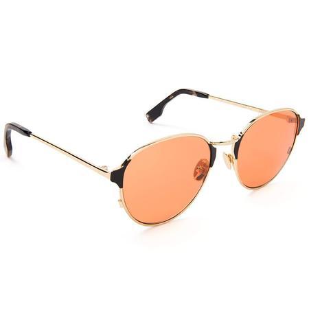 Unisex Zanzan Arango Sunglasses - Tangerine