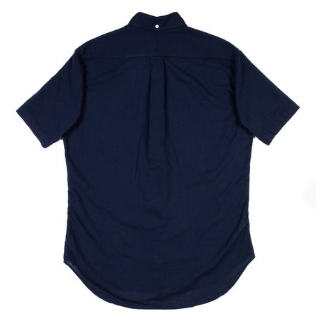 Gitman Vintage Short Sleeve Shirt - Indigo