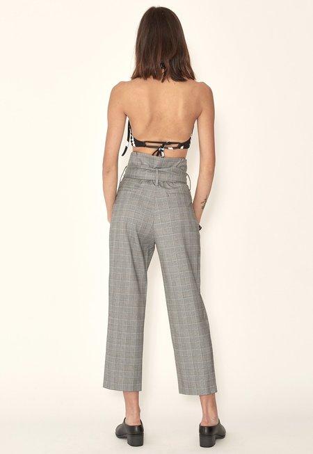 Just Female Edith Trouser - Grey