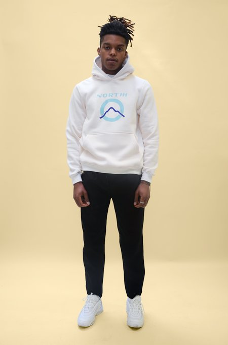 North Hill R.A.T.P. Hoodie Sweatshirt - Off White