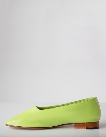 Martiniano Glove Flats - Grass