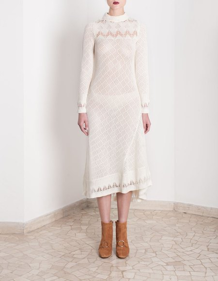 Paul & Yakov Bilbo Cashmere Dress
