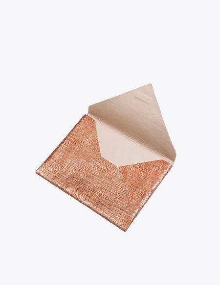 Hugo Matha Cobre Stone Medium Envelope