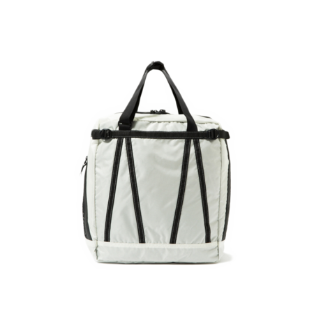 And Wander Tote Bag - White