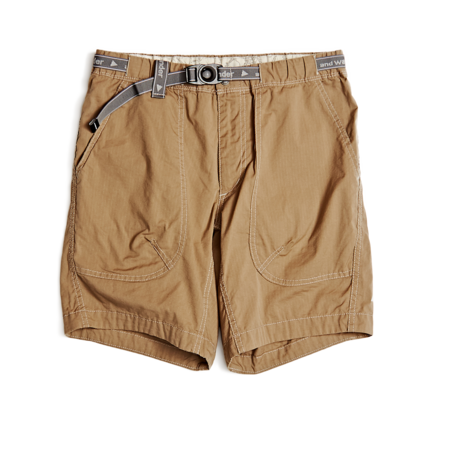 and wander Dry Rip Short Pant - Beige