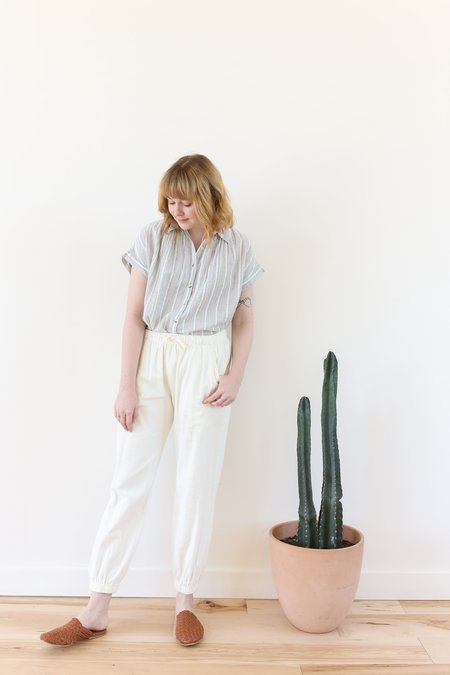 Mollusk Beach Pants - Natural