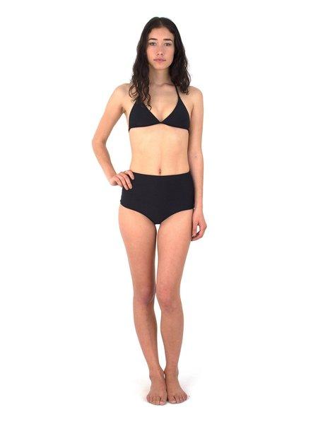 Mollusk Holly Bikini Top - Black