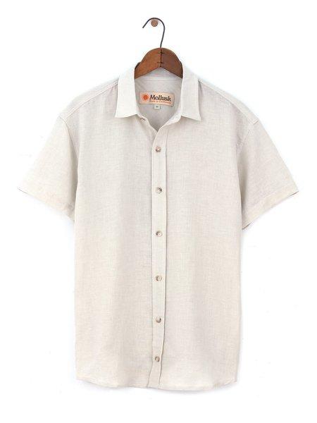 Mollusk Summer Shirt - Fog