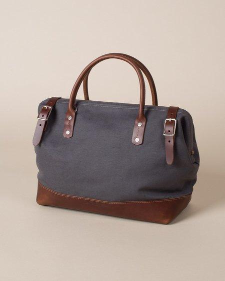 Wood&Faulk Carpenter Bag - Pewter