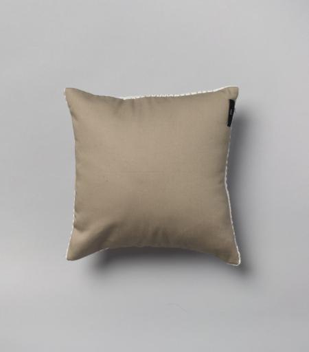 VOZ Apparel Estrella Square Pillow - Sand