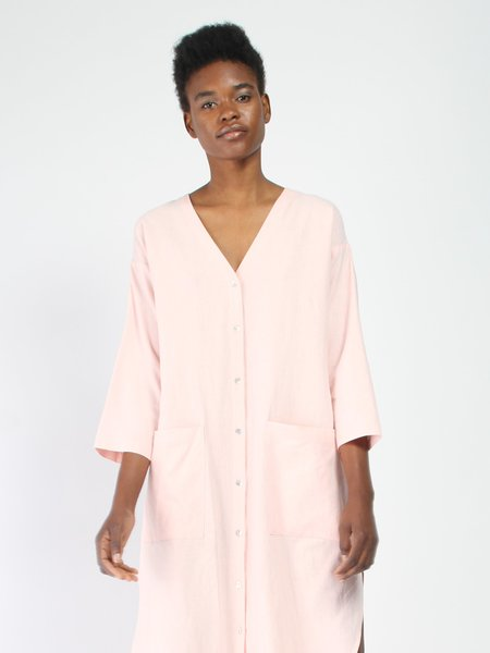 House Dress Gutierrez Caftan - pink