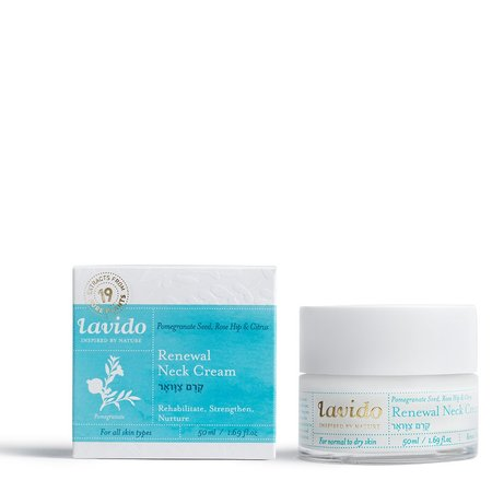 Lavido USA Renewal Neck Cream