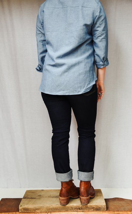 Tradlands Clare Chambray Shirt